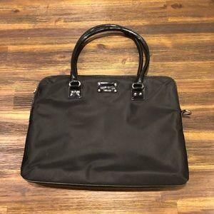 Kate Spade Black Lap Top Bag